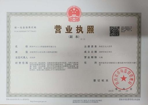 陕西中大人力资源管理有限公司营业执照.png